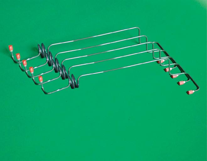 离合、制动系统硬管